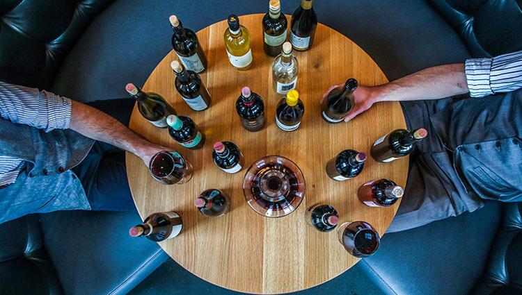 wine tasting canada